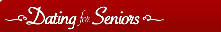 Dating For Seniors Logo